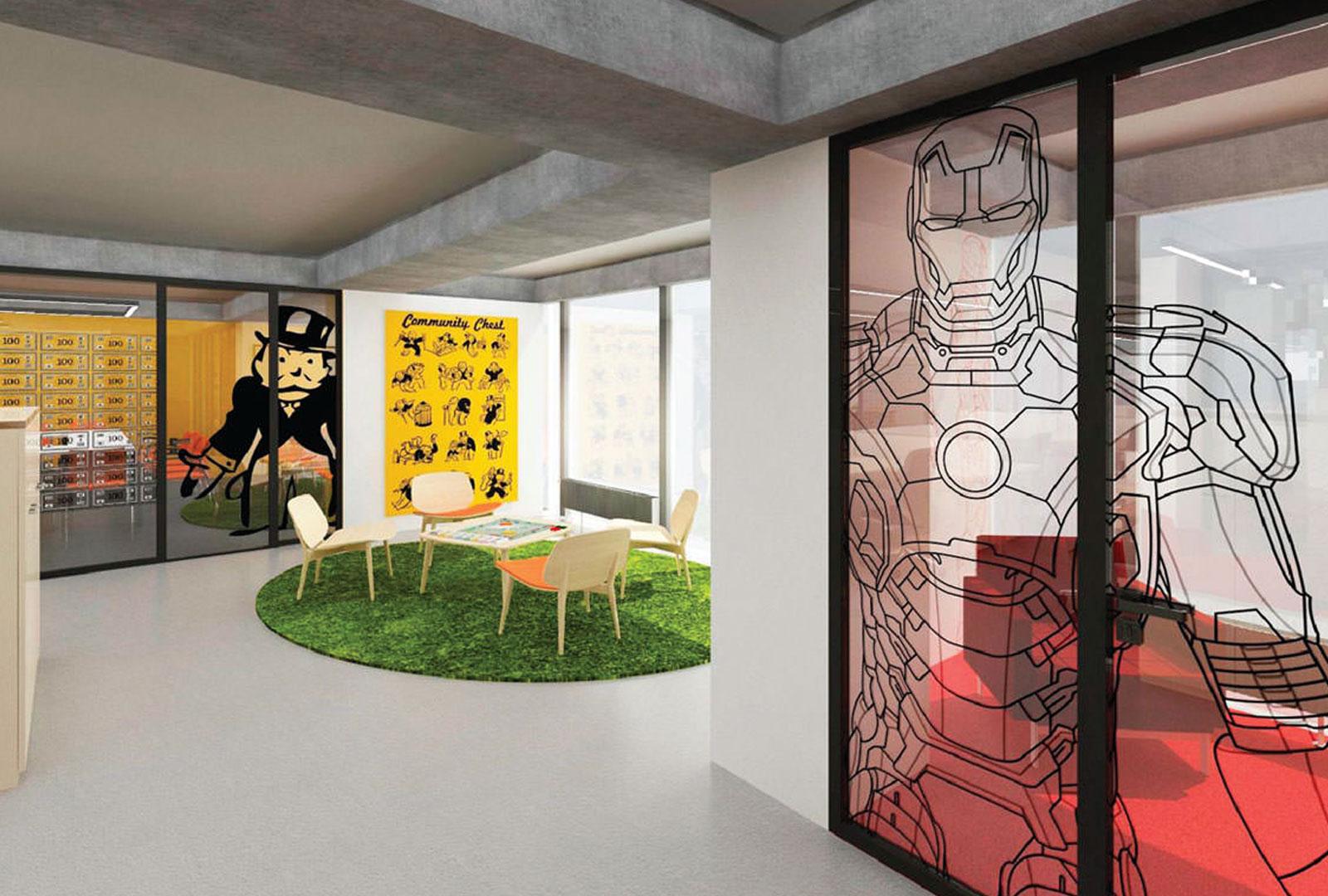 Hasbro Istanbul Office